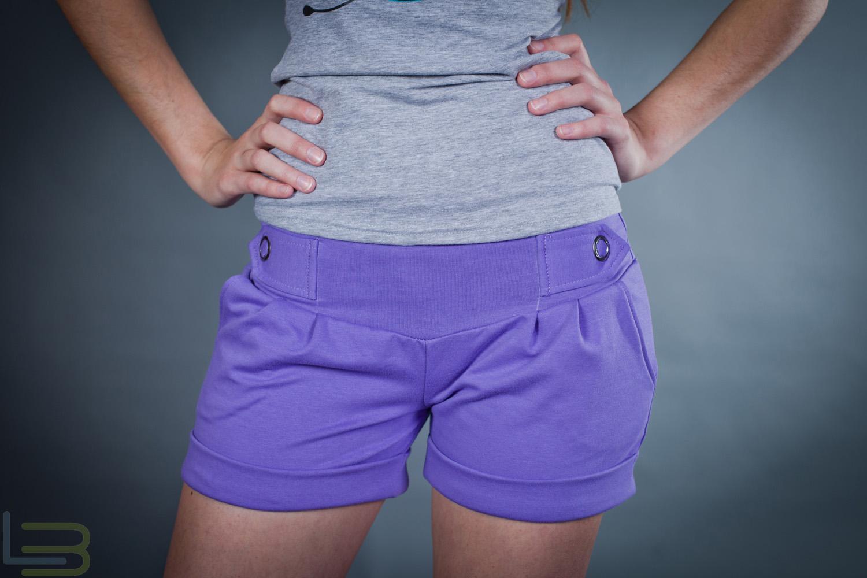 Летние шорты женские сшить