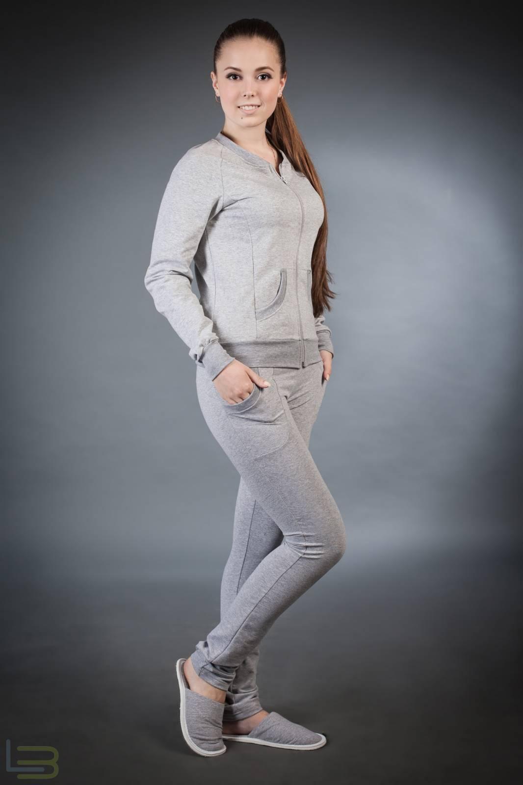 Спортивные Костюмы Женские Ве
